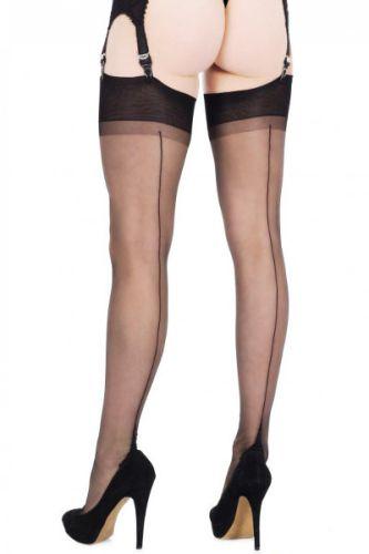Cervin Seduction Couture nylonkousen