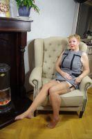 Elly Serena nylonkousen